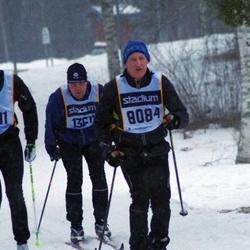 Skiing 90 km - Christian Fajers (8084)