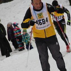 Skiing 90 km - Alain Maison (4684)