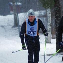 Skiing 90 km - Anders Calder (12117)