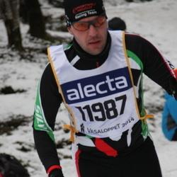 Skiing 90 km - Andre Grossmann (11987)