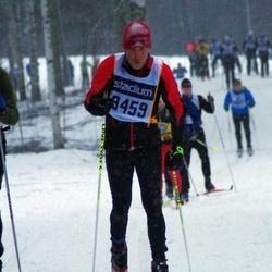 Skiing 90 km - Christer Nyberg (9459)