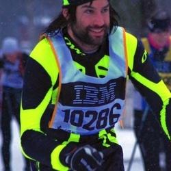 Skiing 90 km - Henrik Melin (10289)