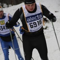 Skiing 90 km - Anders Lundberg (6918)