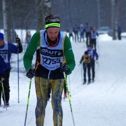 Skiing 90 km - Alexander Gustafsson (12755)