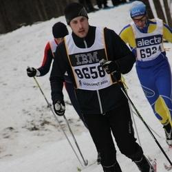 Skiing 90 km - Emil Karlsson (8658)