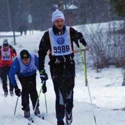 Skiing 90 km - Eirik Aldrin (9988)