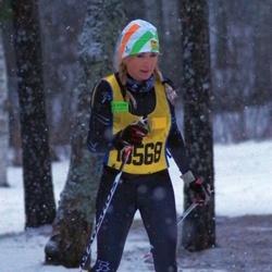 Skiing 90 km - Åsa Halldin (18568)