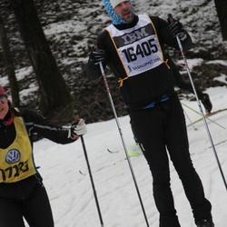 Skiing 90 km - Eirik Matre (16405)
