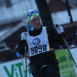 Skiing 90 km - Björn Forsberg (9898)