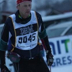 Skiing 90 km - Anders Svensson (9045)