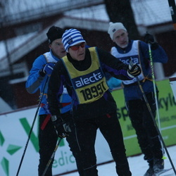Skiing 90 km - Agneta Jonsson (18991)