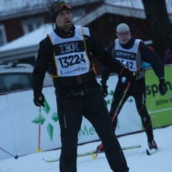 Skiing 90 km - David Uherka (13224)