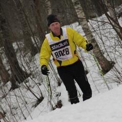 Skiing 90 km - Björn Sandqvist (8028)