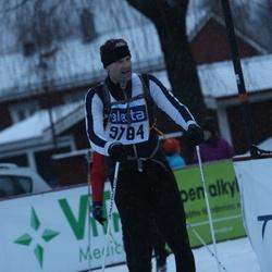 Skiing 90 km - Anders Holsgaard Larsen (9784)
