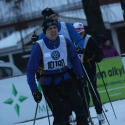 Skiing 90 km - Anders Pålsson (10180)