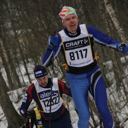 Skiing 90 km - Daniel Edberg (8117)