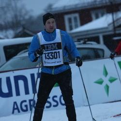 Skiing 90 km - David Beckman (13301)
