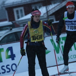 Skiing 90 km - Audrey Mayoral (18438)