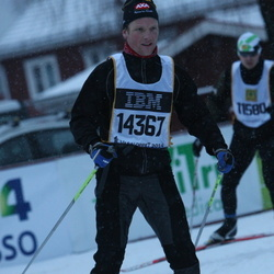 Skiing 90 km - Anders Jacobsson (14367)