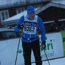 Skiing 90 km - Arne Eriksson (8262)