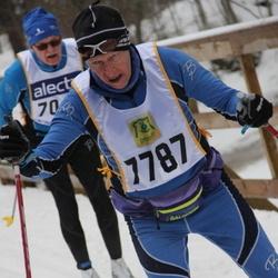 Skiing 90 km - Holger Jakobsson (7787)
