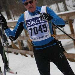 Skiing 90 km - Jan-Ove Höglund (7049)