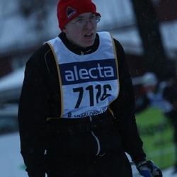 Skiing 90 km - Fredrik Olsson (7116)