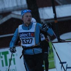 Skiing 90 km - Henrik Åkerlund (16327)