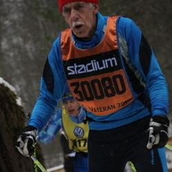 Skiing 90 km - Åke Gunnarsson (30080)