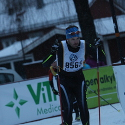 Skiing 90 km - Adam Fridh (8563)