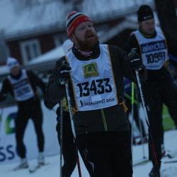 Skiing 90 km - Carl Ristenstrand (13433)