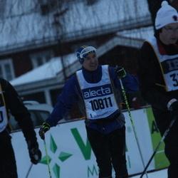 Skiing 90 km - Anders Bengtsson (10811)