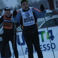 Suusatamine 90 km - Erik Lundin (8556), Arne Johansson (30142)