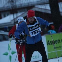 Skiing 90 km - Anders Jönsson (11616)