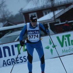 Skiing 90 km - Egil Wik (9774)