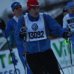 Skiing 90 km - Henrik Duhan (13092)