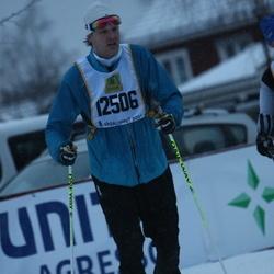Skiing 90 km - Fredrik Larsson Jernberg (12506)