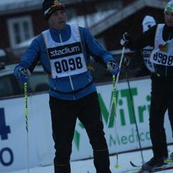 Skiing 90 km - Fredrik Hector (8098)