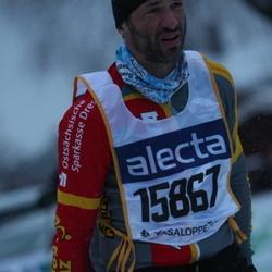 Skiing 90 km - Carsten Hahn (15867)