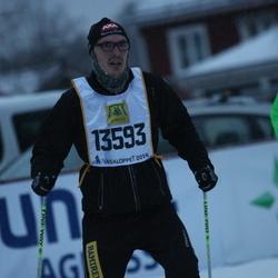 Skiing 90 km - Emil Mårtensson (13593)