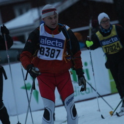 Skiing 90 km - Fredrik Guldstrand (8387)
