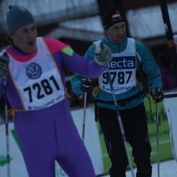 Skiing 90 km - Christian Rolf (9787)