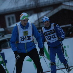 Skiing 90 km - Fredrik Sols (13496)