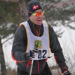 Skiing 90 km - Alexander Lilja (7702)