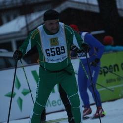Skiing 90 km - Björn Thorén (6589)