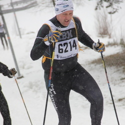Skiing 90 km - Fredrik Hellström (6214)