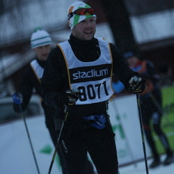 Skiing 90 km - Daniel Jansson (8071)