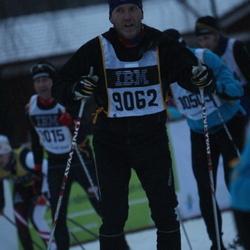 Skiing 90 km - Daniel Nordström (9062)