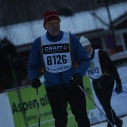 Skiing 90 km - Björn Ahlnäs (8126)