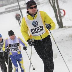 Skiing 90 km - Alexander Hanke-Mellby (12059)